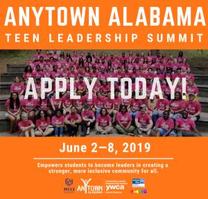 Anytown Alabama 2019