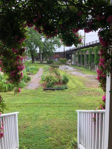 Second Saturday at Sloss-Walks and Talks in Grandmother's Garden