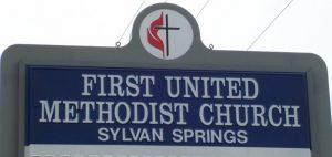 Sylvan Springs 1st United Methodist Church Live Music Good ol Rock 'n Roll & Country Dance