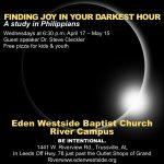 Finding Joy in your Darkest Hour