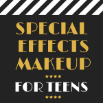 Special Effects Makeup for Teens
