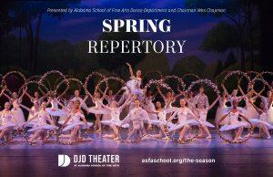 ASFA Dance Presents: Spring Repertory