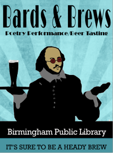 Bards & Brews Open Mic Poetry Event