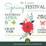 Mt. Laurel 19th Annual Spring Festival