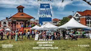 Druid City Arts Festival