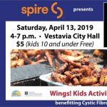 Wing Ding presented by Spire