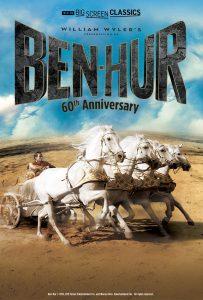TCM Big Screen Classics Presents: Ben-Hur 60th Anniversary