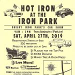Hot Iron at the Iron Park