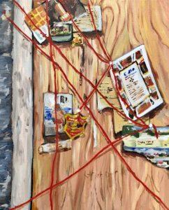 Painting at ASFA