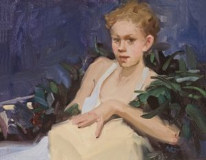 Figurative and Still Life Workshop with Nancy Chab...
