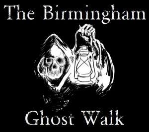 The Birmingham Ghost Walk