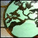 Bonsai Stained Glass Class