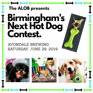 Birmingham's Next Hot Dog Contest
