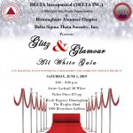 """The Red Carpet Gala and Glamour """"All White Cocktail Affair"""""""