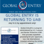 Global Entry UAB