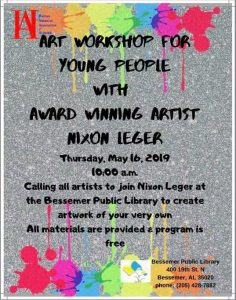 Art Workshop for Young People