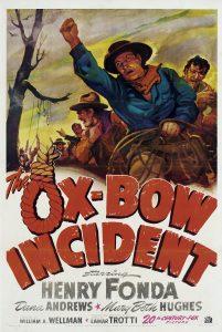 OLLI Presents Western Film Classics