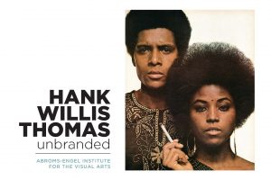 Hank Willis Thomas: unbranded