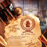 Birmingham Music Club presents H.M.S. Pinafore
