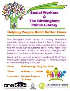 Social Workers at BPL