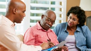 Free Lunch and Learn: Financial Counseling for Older Adults