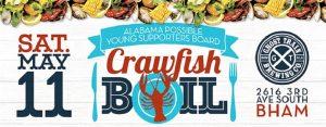 Alabama Possible Crawfish Boil