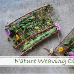 Nature Weaving Class