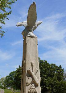 GAR Monument Rededication