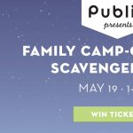 Family Camp-Out Night Scavenger Hunt