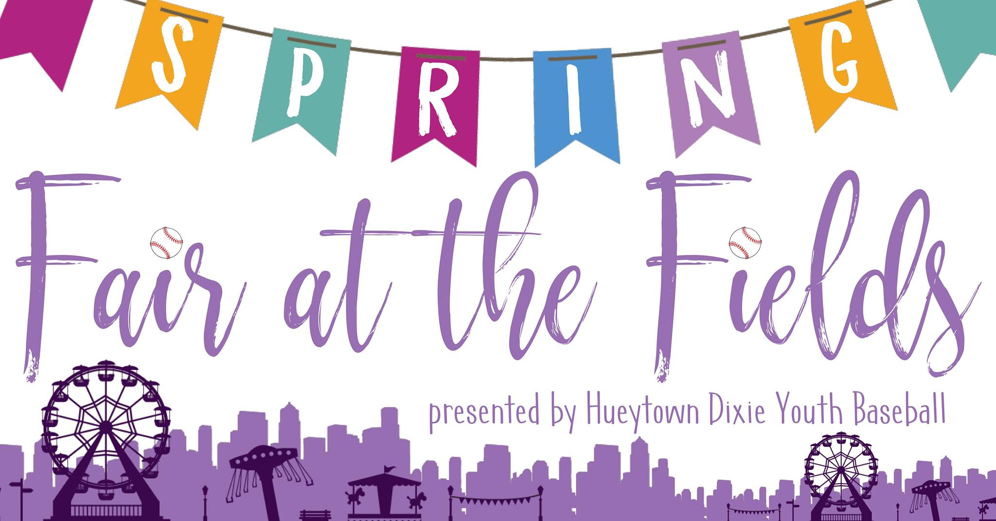 Fair at the Fields presented by Hueytown Dixie Youth