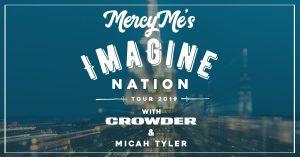MercyMe Imagine Nation Tour