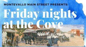 Friday Nights at the Cove