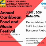 Annual Caribbean Food and Music Festival