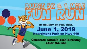 Greater Birmingham Auburn Club Aubie 5K Trail Run & 1 Mile Fun Run