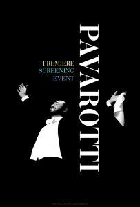 Pavarotti Premiere Screening Event