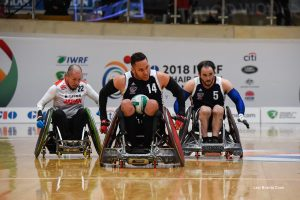 2019 Four Nations Wheelchair Rugby Tournament