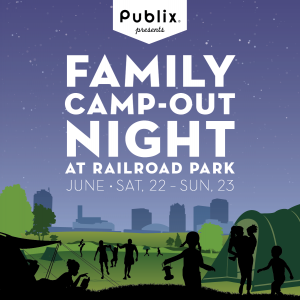 Publix Presents Family Camp-Out Night