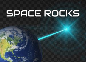 Space Rocks Breakout Game