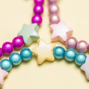 Drop-In Craft: Galaxy Bracelets