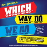 ETC presents Which Way Do We Go