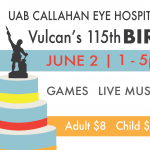 Vulcan's 115th Birthday Bash
