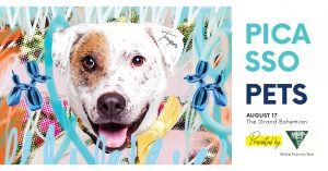 Hand in Paw's 19th annual Picasso Pets