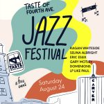 16th Annual Taste of 4th Avenue Jazz Festival