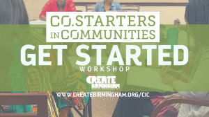 Get Started Workshop with CO.STARTERS in Communiti...