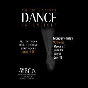 AYBCo Ballet Intensives