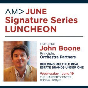 AMA Birmingham June Signature Series Luncheon