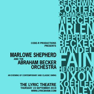 Marlowe Shepherd and the Abraham Becker Orchestra