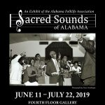 Sacred Harp Singing Reception for Sacred Sounds of Alabama Exhibit