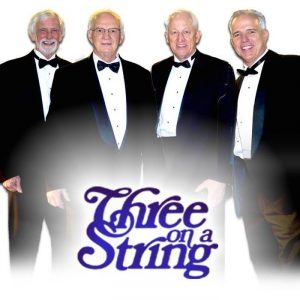 CAT Cabaret - Three On A String