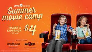 AMC Summer Movie Camp